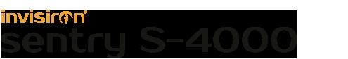 invisiron-sentry-s4000-logo